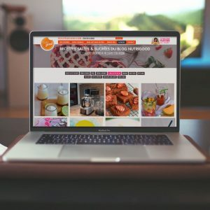 Site internet - Blog Nutrigood cours de pâtisserie Vienne