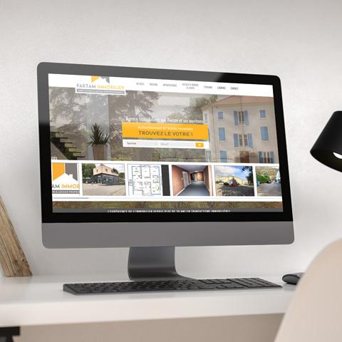 Partam Immobilier - Agence Immobilière à Vienne 38