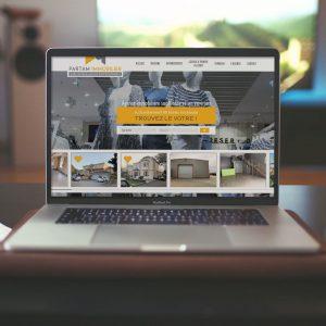 Site internet - Partam Immobilier Agence Immobilière Vienne 38