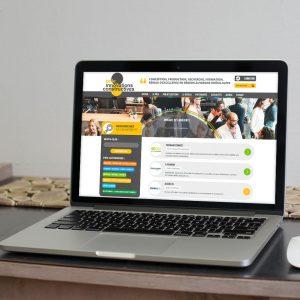 Site internet PIC - Cluster entreprises de construction