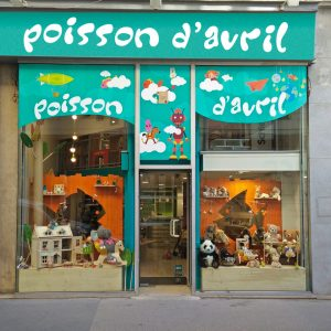 Boutique Poisson d'Avril - Lyon
